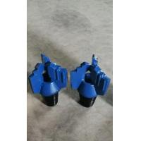Buy cheap Forging PDC Drill Bit 3 Wings API Standard Tungsten Carbide For Mining Drilling from wholesalers
