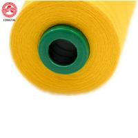 Quality High Tenacity Dyed 100% Spun Polyester Sewing Thread 40 S / 2 5000 Yarns wholesale
