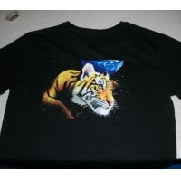 China A2 ciss 8 color flatbed t-shirtWhite ink low cost industrial t-shirt printer on dark materials printer on sale