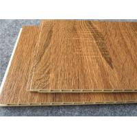 Quality Bamboo WPC Wall Panel , Interior Decorative Integrated Wallboard Panel wholesale