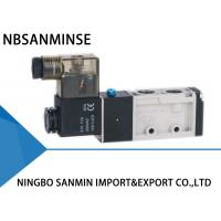 Cheap Internal Pilot Pneumatic Solenoid Valve for sale