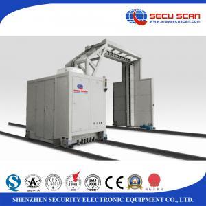 Quality High Throughput Vehicle Baggage Screening Equipment 6 Mev X Ray Source wholesale