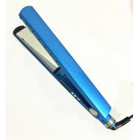 Wholesale Professional Flat Iron Titanium Plates Hair Straightener Adjustable Temperature Suitable for All Hair Types
