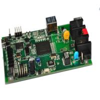 China High Speed DIP / SMT PCB Assembly For PCB Fabrication With Powder Coating Lines on sale