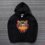 Quality KENZO Hoodies Man S-XL Fashoin Men Hoody 2017 New Design Retail Price wholesale