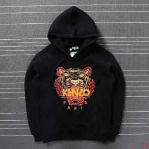 KENZO Hoodies Man S-XL Fashoin Men Hoody 2017 New Design Retail Price