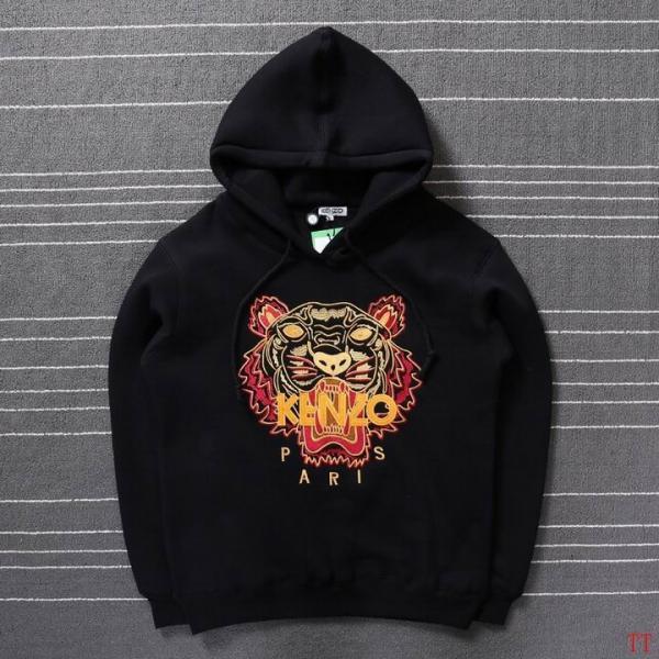 Cheap KENZO Hoodies Man S-XL Fashoin Men Hoody 2017 New Design Retail Price for sale