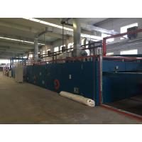 Quality Non Woven Machinery / Textile Stenter Machine Horizontal Roller Chain Transmission wholesale