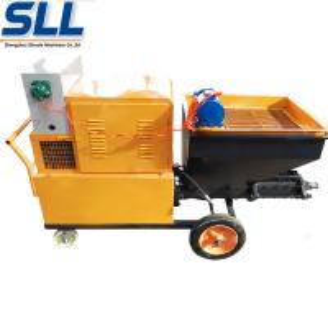 Quality Wall Cement Spraying Mortar Spraying Machine Plastering Equipment High Speed wholesale