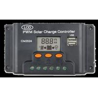 China CM12V/24V-20A PWM Solar Charge Controller on sale