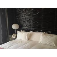 Quality Vinyl 3d Wall Panel Colored PVC Wall Coverings for Indoor Screen Laminated Wall Board wholesale