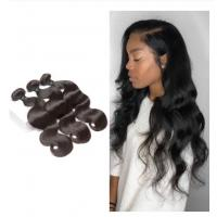 Quality Body Wave Bundles For One Women Head Malaysian Hair Extensions No Shedding wholesale