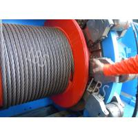 Quality professional Split lebus drum / Wire Rope Drum with spiral grooving wholesale