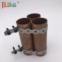 Quality Hanging Pipes Metal Fixing Band Zinc Coated 12mm - 26mm Width wholesale