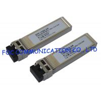 Quality 850nm SFP Optical Transceiver 10Gbps Multimode 300M For Fiber Network wholesale