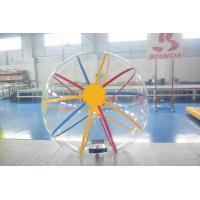 Quality 1.6m Diameter TPU & PVC Inflatable Water Ball With CE Certificate wholesale