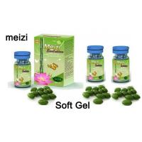 Cheap Meizi Evolution Botanical Soft Gel Capsules 100% natural hebal Weight Loss Supplements for sale