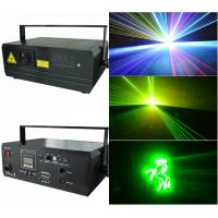 Quality High Power Laser Stage Light With IMAX 0.8RGB , Full Color wholesale
