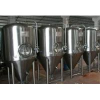 Quality Stainless Steel Fermenter Beer Brewing Equipment Tanks System Full Jacket wholesale