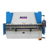 China WF67K 100ton 3200 High Efficiency CNC Sheet Metal Press Brake, Hydraulic Sheet Bending Machine on sale