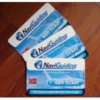 Quality Nxp Mifare Ticketing Cards wholesale