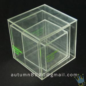 Quality BO (52) acrylic cap display case wholesale