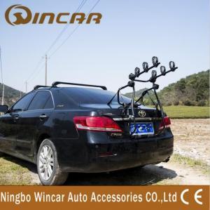 Quality Car Removable Rear Bike Carrier Universal Car Trailer Black 35KG wholesale