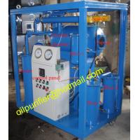 Quality Single-Stage Unqualified Insulating Oil Treatment Unit,Transformer Oil Purifier Equipment,Vacuum Oil Degasifier factory wholesale