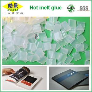 Quality EVA Polypropylene Hot Melt Adhesive , Hot Melt White Glue For Shoe / Book Binding wholesale