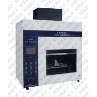 Quality Standard GB5169 Glow Wire Test Apparatus , Hot Wire Ignition Test Flammability Temperature Test wholesale