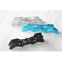 Quality Customized colorful Aluminium alloy extrusion parts for ice skates blade support wholesale