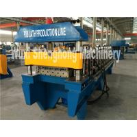 Quality 180 Times / Min Punching metal mesh production line for Building Loading / Carrying System wholesale