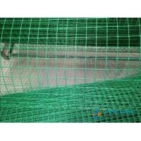 Quality PVC Coated Welded Wire Mesh With Plastic Protection Layer Fit for Outside wholesale