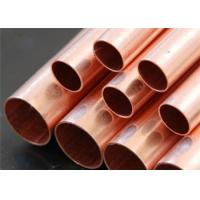 China Length 1-12m Copper And Aluminum Pancake Air Conditioner Copper Tube Corrosion Resistance on sale