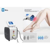 Quality 808 nm Permanent Diode Laser Hair Removal Machine Comfortable Pain Free wholesale