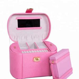 China cheap travel jewelry box jewelry gift box packaging Jewelry Storage Box on sale
