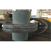 Quality AISI 4340 34CrNiMo6 40NCD3 SNCM439 Gear forged steel shaft  Q+T Heat Treatment  Rough Turned wholesale