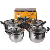 Quality Stainless Steel Cookware Set wholesale