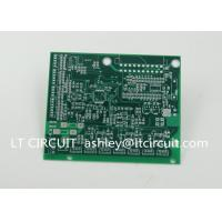 Quality Impedance Control Printed Circuit Board PCB Lead Free HASL Green Solder Mask wholesale