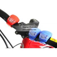 China Custom Silicone Bike Light flashing led light for bike on sale