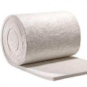 China Factory price wholesale fire proof heat insulation ceramic fiber blanket on sale