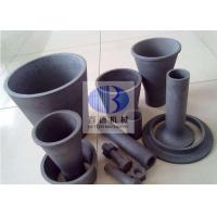 Wear Resistance SiSiC Material Silicon Carbide Ceramic Cyclone Liner