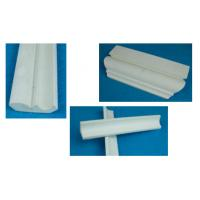 Quality Exterior UV-Proof PVC Trim Profiles / 12ft Length Vinyl Trim Board For Bars Customized wholesale