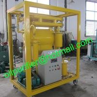 Quality Mobile Single-stage Vacuum Transformer Oil Purifier,Insulation Oil Filtration Plant wholesale