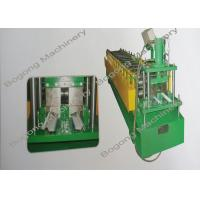 Quality Metal Fasteners Custom Roll Forming Machine 2 - 2.5mm Material Thickness wholesale