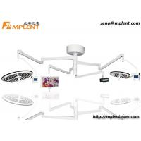 China ZW-700/500DC II Medical Ceiling Type LED Operating Room Light with External Camera System 3 Year Warranty on sale