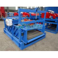 China Oil Drilling API Solids Control Equipment Mud Shale Shaker / Linear Motion Shale Shaker on sale
