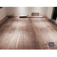 Cheap Customized 20/6 x 300 x 2200mm AB grade American Walnut Flooring for Philippines Villa Project for sale