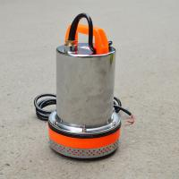 Quality SS DC Submersible Water Pump Agricultural Irrigation 60-200L/Min Capacity wholesale