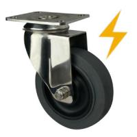Quality stainless steel antistatic casters and wheels wholesale